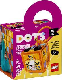 LEGO 41929 BAG TAG Leopardo   LEGO DOTS - Confezione