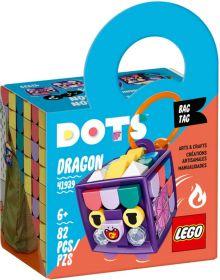 LEGO 41939 Bag Tag Dragone   LEGO DOTS