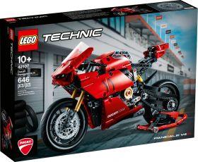 LEGO 42107 Ducati Panigale V4 R LEGO Technic Box