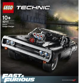 LEGO 42111 Fast and Furious Dom's Dodge Charger LEGO Technic Box