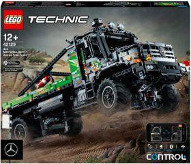 LEGO 42129 Camion fuoristrada 4x4 Mercedes-Benz Zetros | LEGO Technic