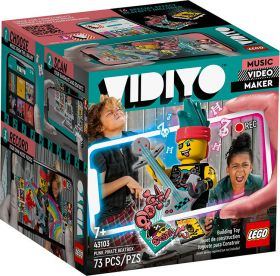 LEGO 43103 Punk Pirate BeatBox   LEGO Vidiyo