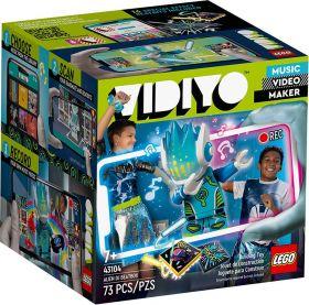 LEGO 43104 Alien Dj BeatBox    LEGO Vidiyo