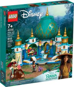 LEGO 43181 Raya e il Palazzo del Cuore | LEGO Disney Princess