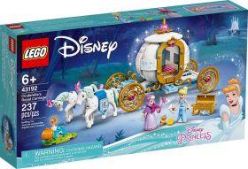 LEGO 43192 La Carrozza Reale di Cenerentola | LEGO Disney Princess