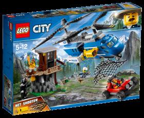 LEGO 60173 Arresto in Montagna (LEGO City)