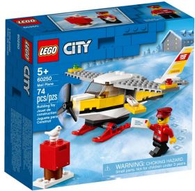 LEGO 60250 Aereo Postale   LEGO City
