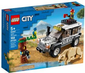 LEGO 60267 Fuoristrada Da Safari   LEGO City