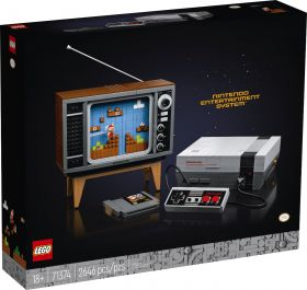 LEGO 71374 Nintendo Entertainment System | LEGO Super Mario