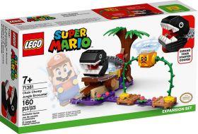 LEGO 71381 Chain Chomp Jungle   LEGO Super Mario