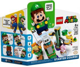 LEGO 71387 Avventure Con Luigi Starter Pack | LEGO Super Mario