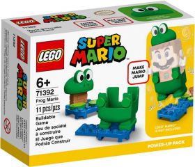 LEGO 71392 Costume Mario Rana   LEGO Super Mario