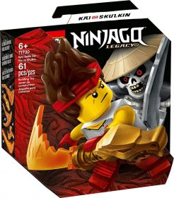 LEGO 71730 Battaglia Epica - Kai Vs Skulkin | LEGO Ninjago