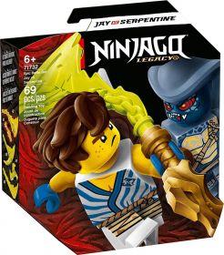 LEGO 71732 Battaglia Epica - Jay Vs Serpentino | LEGO Ninjago