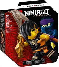 LEGO 71733 Battaglia Epica - Cole Vs Guerriero Fantasma | LEGO Ninjago