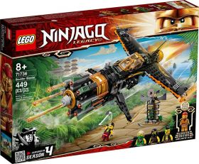 LEGO 71736 Spara Missili | LEGO Ninjago