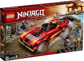 LEGO 71737 Super Bolide Ninja X-1 | LEGO Ninjago