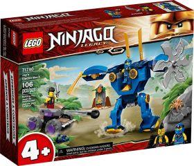 LEGO 71740 Electro-Mech di Jay | LEGO Ninjago