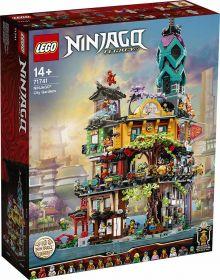 LEGO 71741 Giardini di NINJAGO City | LEGO Ninjago - Confezione