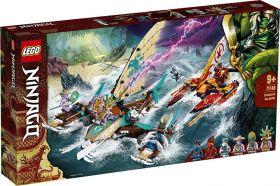 LEGO 71748 Battaglia in Mare dei Catamarani | LEGO Ninjago