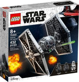 LEGO 75300 Tie Fighter Imperiale| LEGO Star Wars