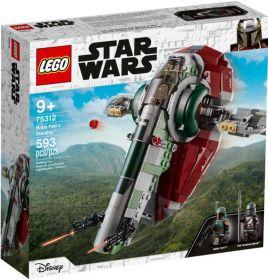 LEGO 75312  Veicolo Boba Fett | LEGO Star Wars