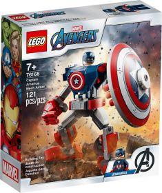 LEGO 76168 Armatura mech di Capitan America | LEGO Super Heroes