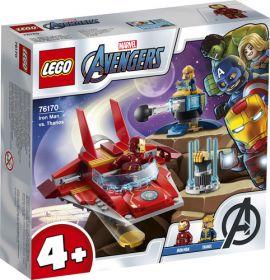 LEGO 76170 Ironman VS Thanos | LEGO Super Heroes