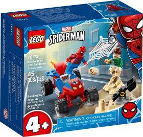 LEGO 76172 La Resa Dei Conti tra Spider-Man e Sandman | LEGO Super Heroes