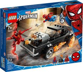 LEGO 76173 Spider-Man e Ghost Rider VS Carnage