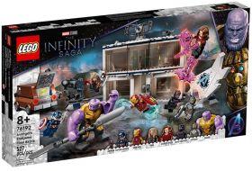 LEGO 76192 Avengers: Endgame, La Battaglia Finale| LEGO Super Heroes