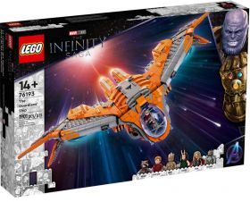 LEGO 76193 L'Astronave Dei Guardiani| LEGO Super Heroes