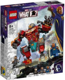 LEGO 76194 Tony Stark's Sakaarian Iron Man   LEGO Super Heroes