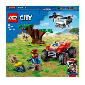 LEGO 60300 ATV di Soccorso Animale   LEGO City