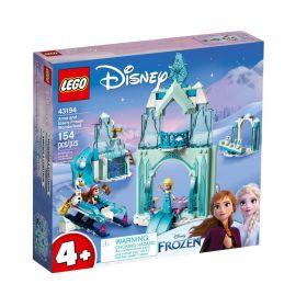 LEGO 43194 Frozen Il Paese delle Meraviglie Ghiacciato di Anna ed Elsa | LEGO Disney