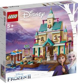 LEGO 41167 Frozen 2 Villaggio del Castello di Arendelle LEGO Disney su ARSLUDICA.com