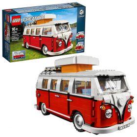 LEGO 10220 Volkswagen T1 Camper Van (LEGO Creator) su ARSLUDICA.com