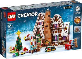 LEGO 10267 Casa di Pan di Zenzero LEGO Creator su ARSLUDICA.com