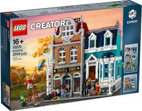 LEGO 10270 Libreria LEGO Creator su ARSLUDICA.com