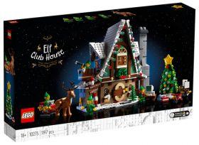 LEGO 10275 La casa degli elfi | LEGO Creator Expert