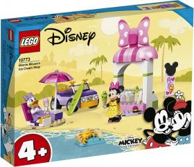 LEGO 10773 La Gelateria di Minnie | LEGO Disney