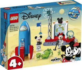 LEGO 10774 Il Razzo Spaziale di Topolino e Minnie | LEGO Disney - Confezione