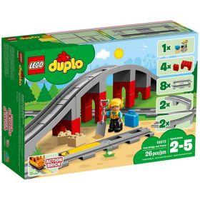 LEGO 10872 Ponte e binari ferroviari (LEGO Duplo)