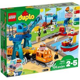 LEGO 10875 Il grande treno merci (LEGO Duplo)