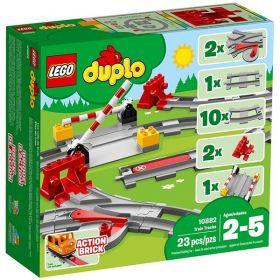 LEGO 10882 Binari ferroviari (LEGO Duplo)