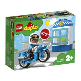 LEGO 10900 Moto della Polizia (LEGO Duplo)