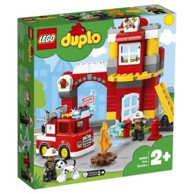 LEGO 10903 Caserma dei Pompieri (LEGO Duplo)