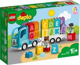 LEGO 10915 Camion dell'Alfabeto LEGO Duplo su ARSLUDICA.com