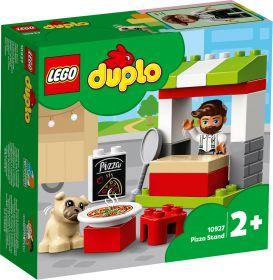 LEGO 10927 Chiosco della Pizza LEGO Duplo su ARSLUDICA.com