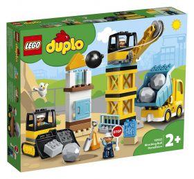 LEGO 10932 Cantiere di demolizione LEGO Duplo su ARSLUDICA.com